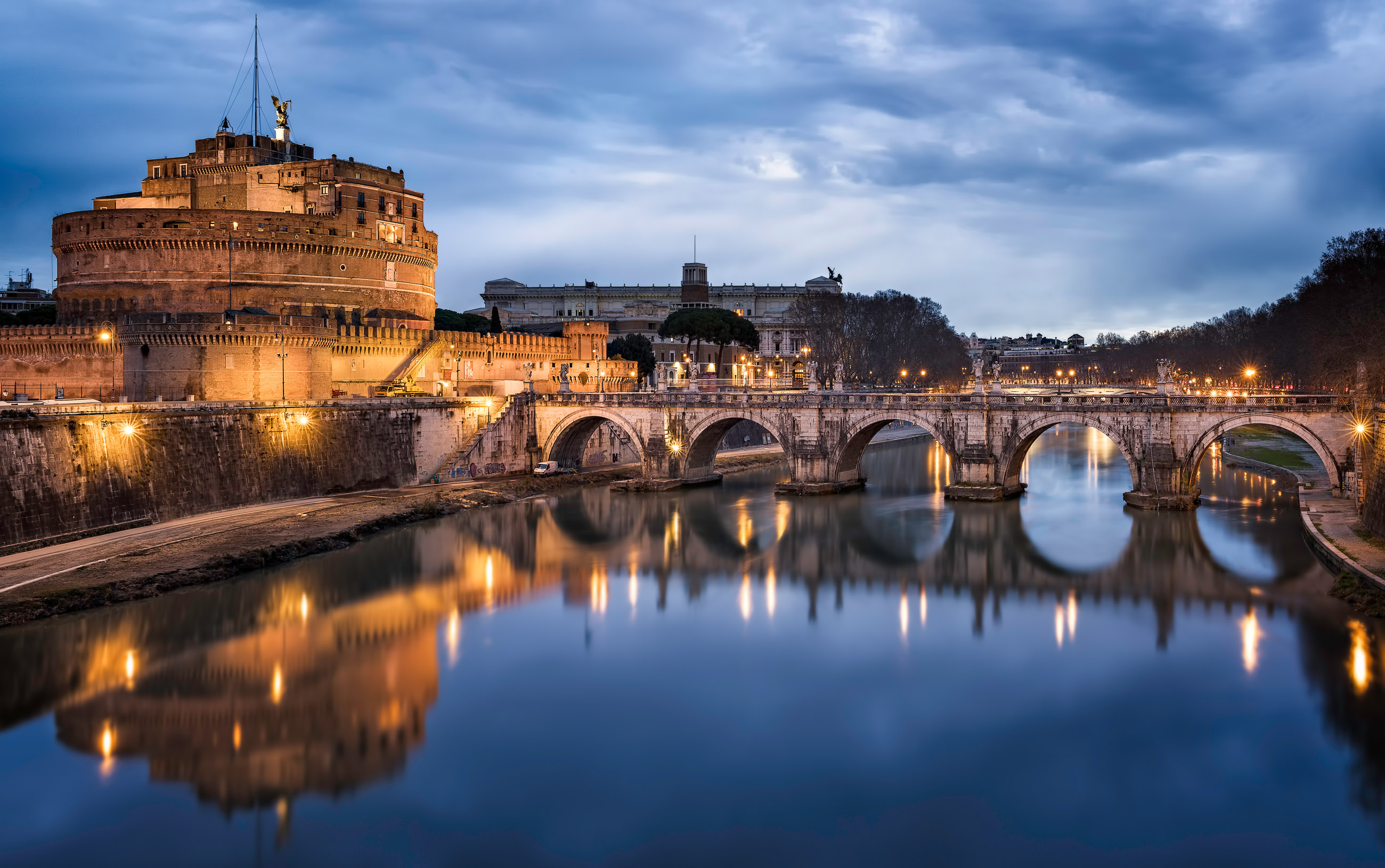 Why study in Rome?